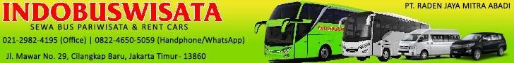 Banner Web Indobuswisata 2020 - Sewa Bus Pariwisata