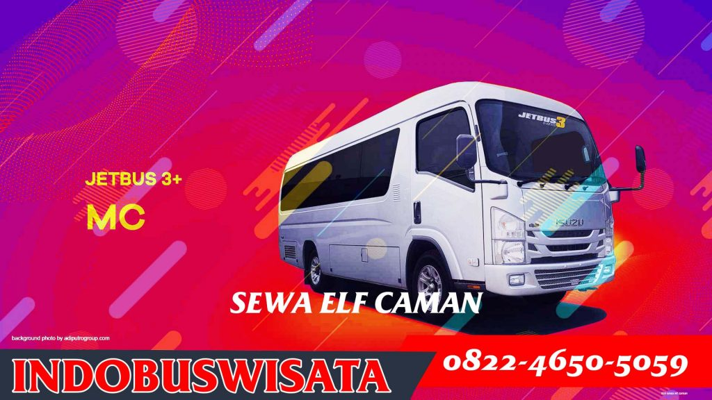 009 Sewa Elf Caman Elf Jetbus Adiputro Mc 01 Indobuswisata