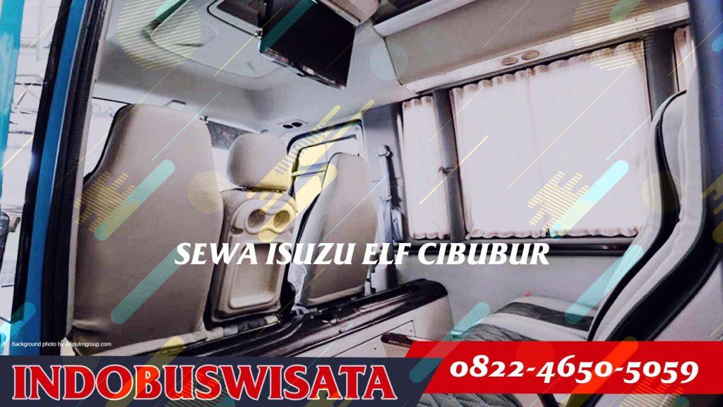 Destinasi Wisata Dengan Sewa Elf Cibubur - Interior 2020 - Indobuswisata