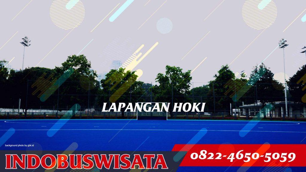 Lapangan Hoki - Indobuswisata