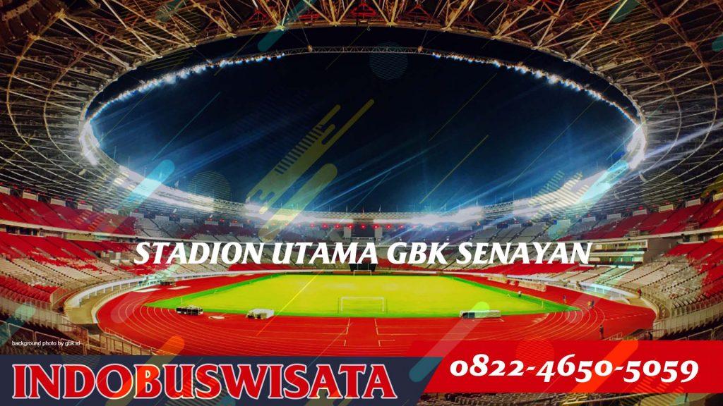 Stadion Utama - Indobuswisata