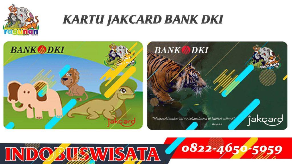 Fasilitas Wisata Di Ragunan - Kartu Jakcard Bank DKI - Indobuswisata