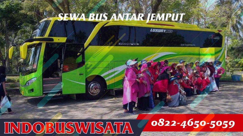 Bus Besar – Tampak Samping