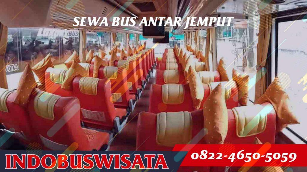 Bus Besar – Interior