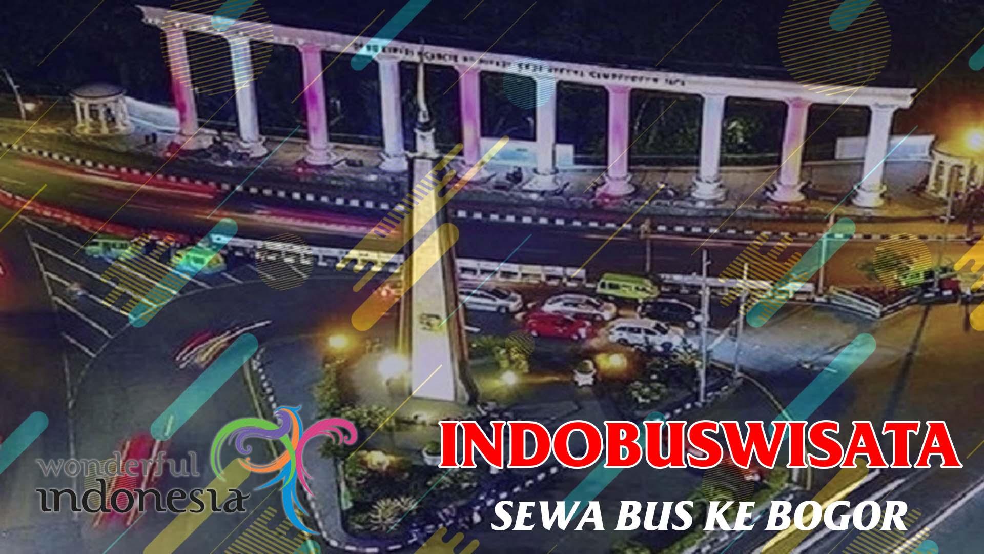Sewa Bus Ke Bogor - Indobuswisata