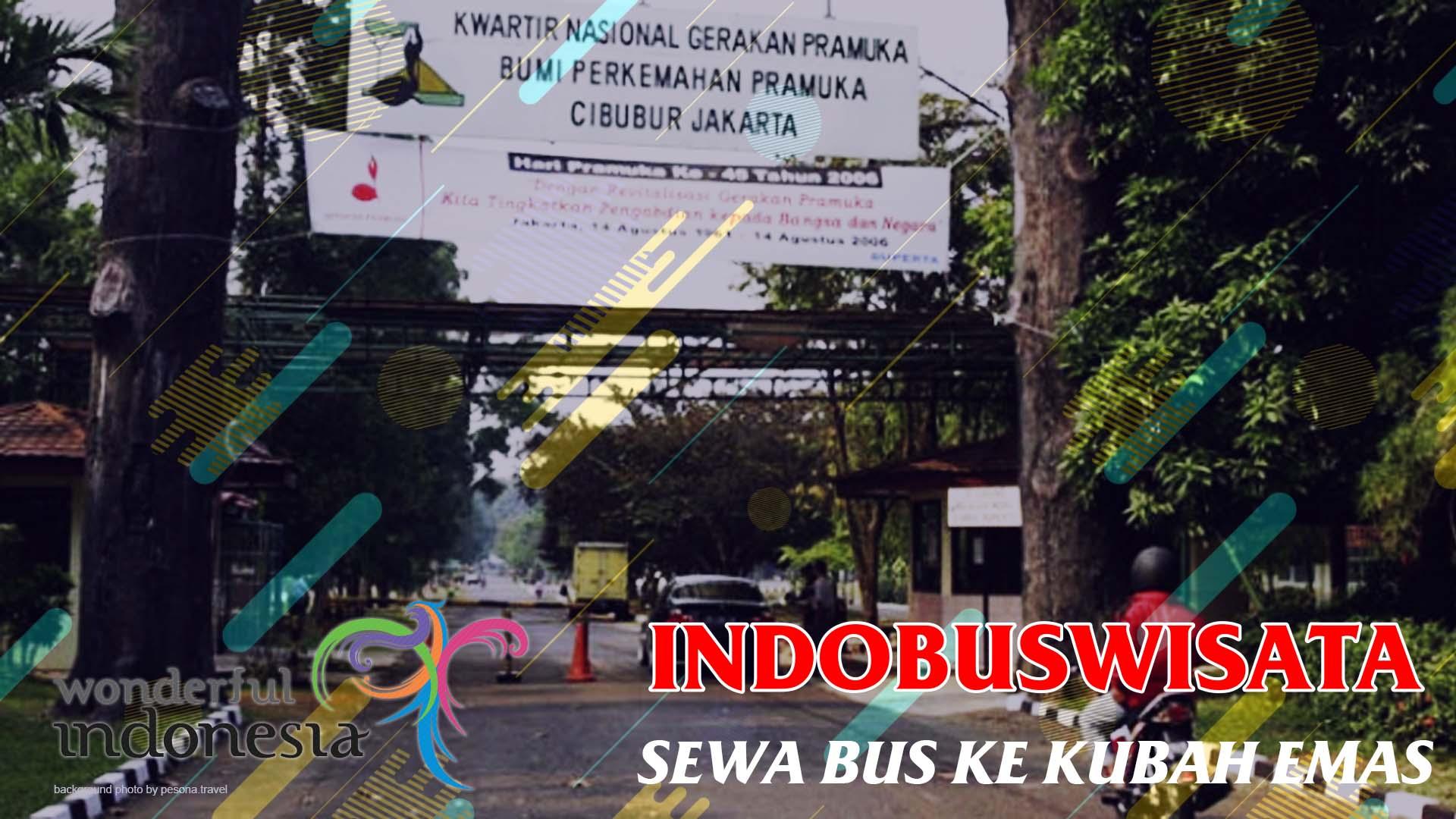 Sewa Bus Ke Buperta - Indobuswisata