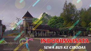 Sewa Bus Ke Cibodas - Indobuswisata