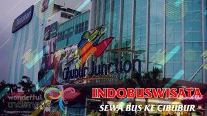 Sewa Bus Ke Cibubur - Indobuswisata