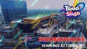 Sewa Bus Ke Trans Studio Cibubur - Indobuswisata
