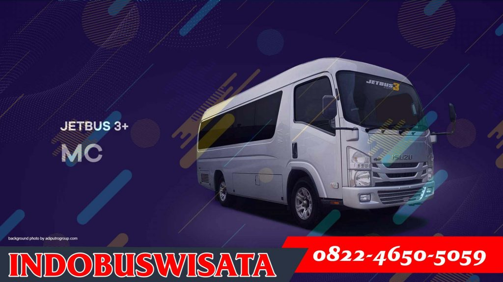 Elf Jetbus Adiputro Mc 01 - Sewa Elf Cibinong - Indobuswisata