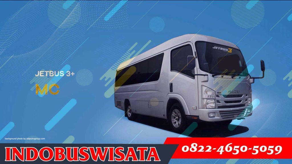 Elf Jetbus Adiputro Mc 01 - Sewa Elf Cibubur - Indobuswisata