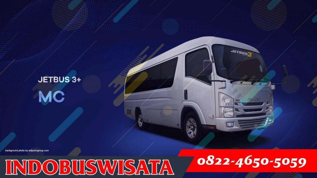 Elf Jetbus Adiputro Mc 01 - Sewa Elf Cilangkap - Indobuswisata