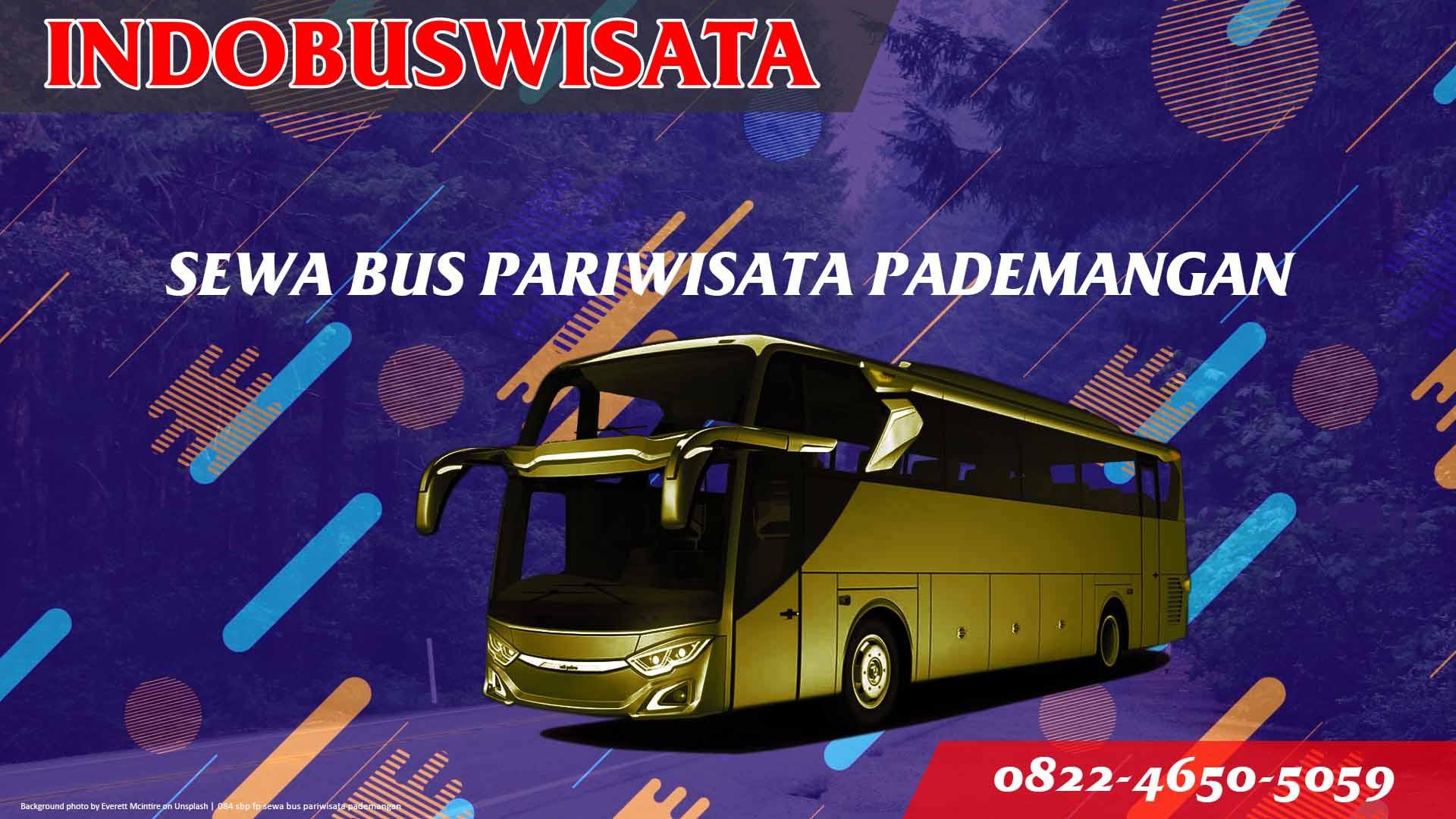 084 Sbp Fp Sewa Bus Pariwisata Pademangan Indobuswisata