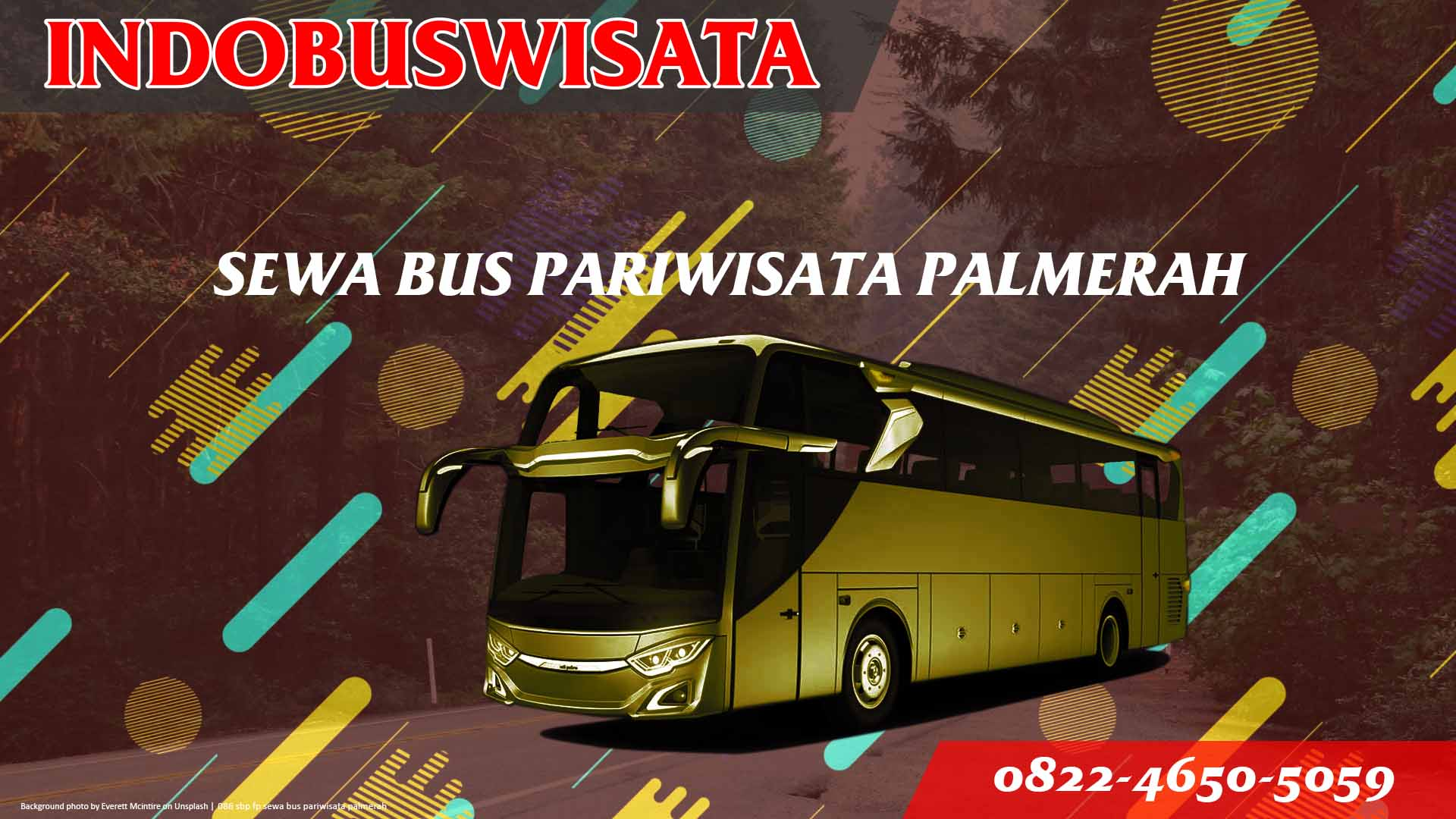 086 Sbp Fp Sewa Bus Pariwisata Palmerah Indobuswisata