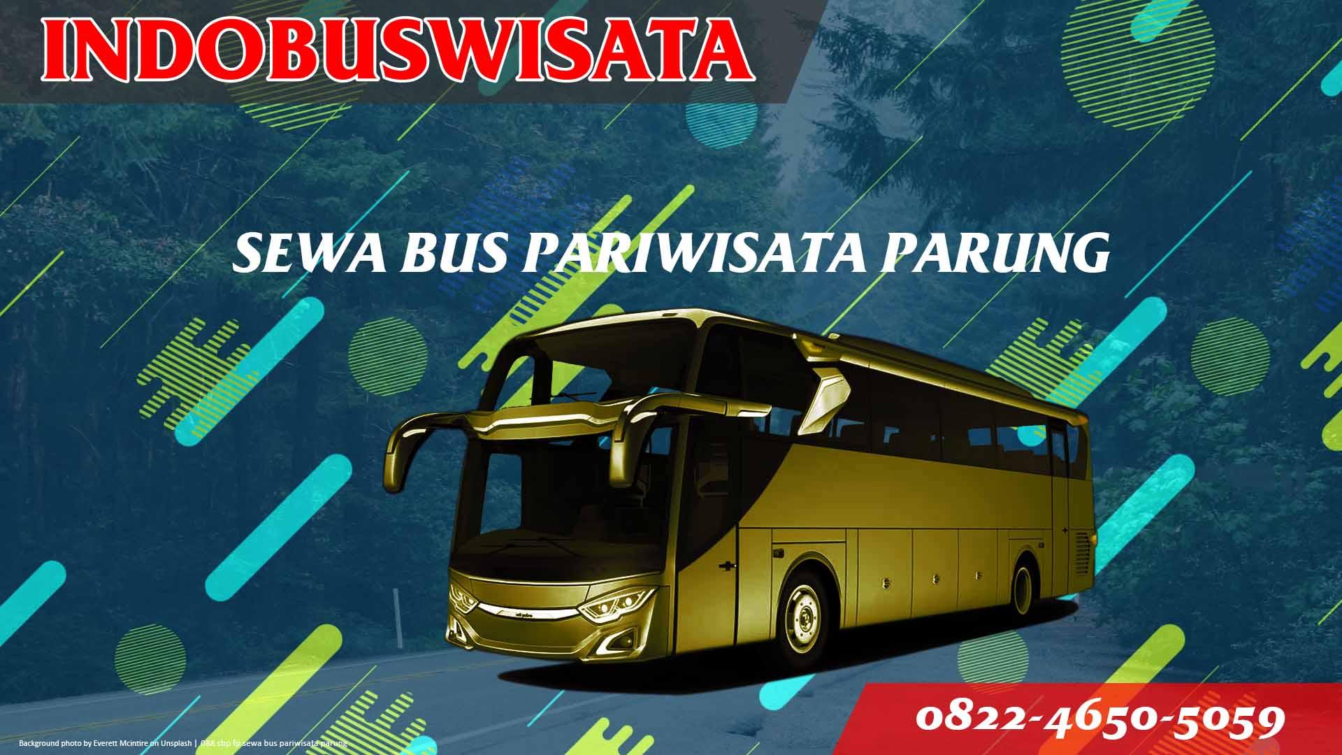 088 Sbp Fp Sewa Bus Pariwisata Parung Indobuswisata