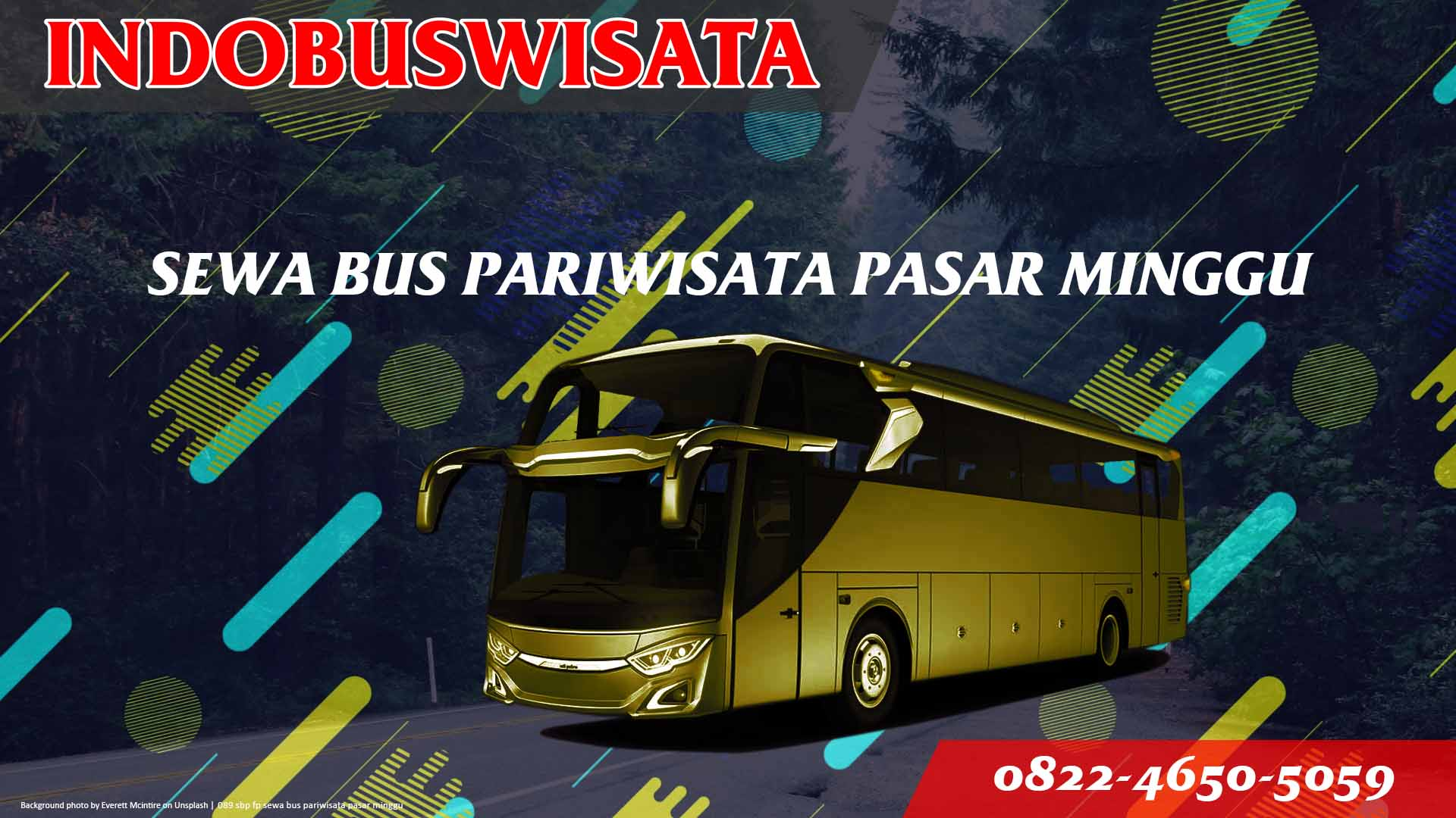 089 Sbp Fp Sewa Bus Pariwisata Pasar Minggu Indobuswisata