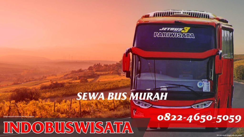 001 Wisata Dengan Sewa Bus Murah Jetbus 3 Jb 3 Hdd Indobuswisata