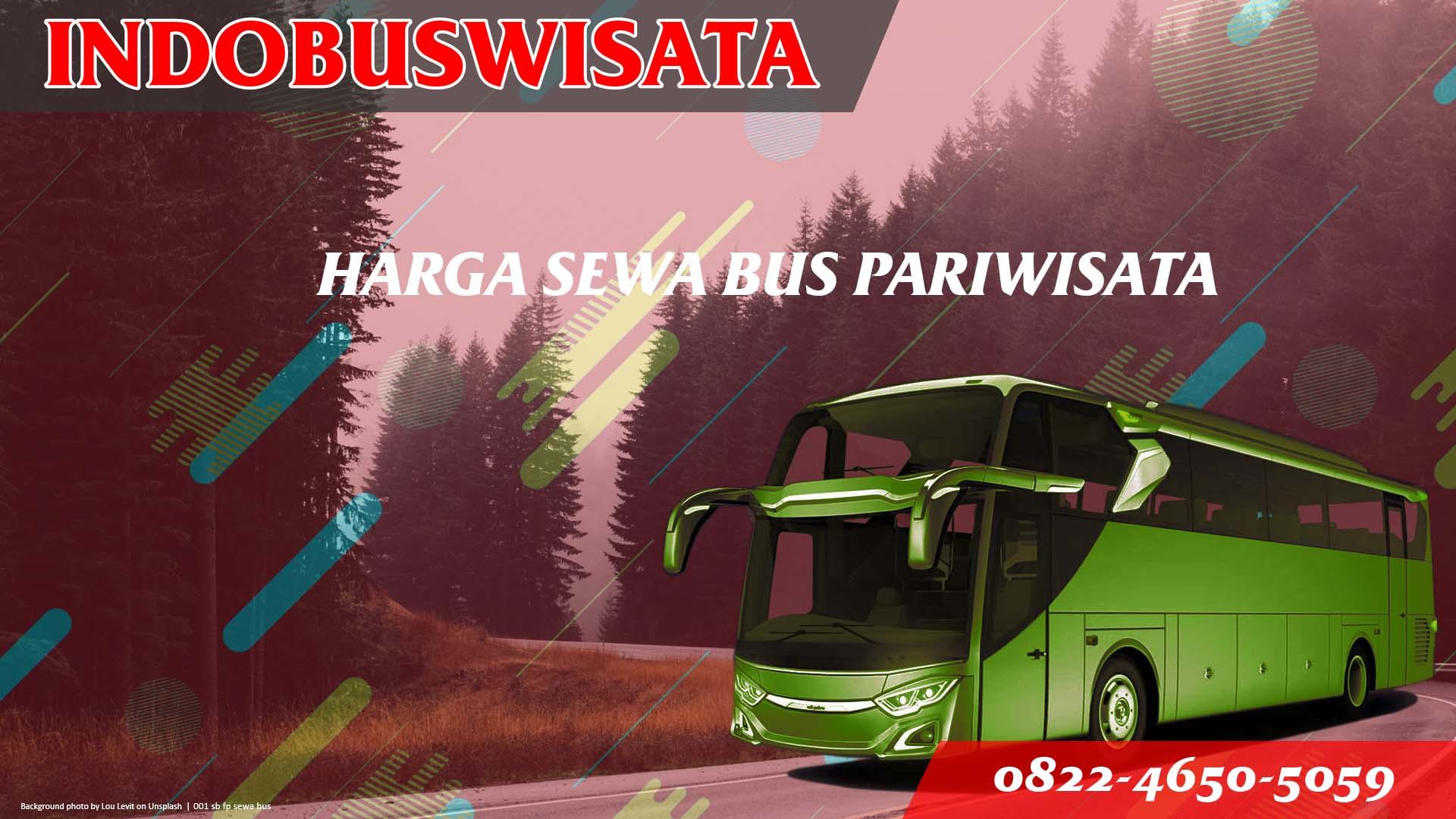 Harga Sewa Bus Pariwisata Jb 3 Hdd Indobuswisata